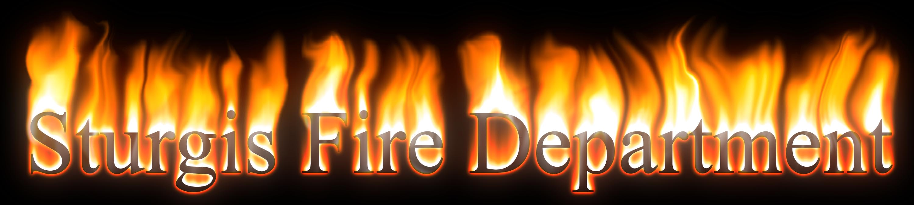 SFD name with flames